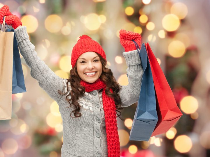 5 tips for Christmas shopping